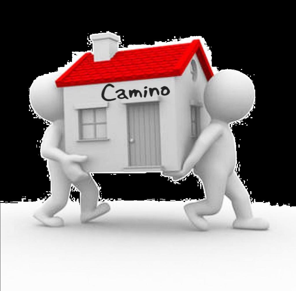 Camino domeček stěhovavý