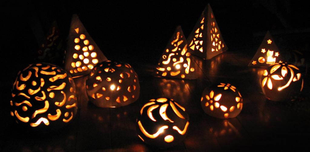 světelná keramika